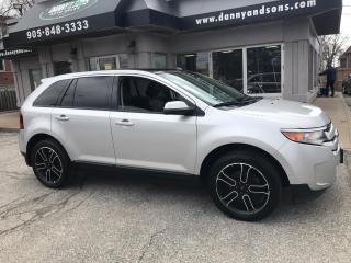Used 2013 Ford Edge SEL for sale in Mississauga, ON
