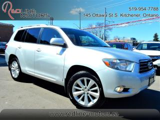 Used 2010 Toyota Highlander Sport.Leather.Roof.Camera.Remote Start.One Owner for sale in Kitchener, ON