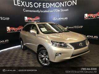 Used 2014 Lexus RX 350 for sale in Edmonton, AB