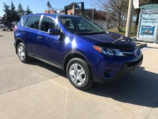 Used 2015 Toyota RAV4  AWD LE,$14800,SAFETY+3YEARS WARRANTY INCLUDED for sale in Toronto, ON