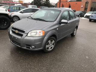 Used 2008 Chevrolet Aveo $3988,AUTO,85KM,SAFETY+3YEARS WARRANTY INCLUDED for sale in Toronto, ON