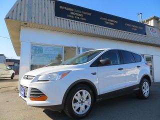 Used 2014 Ford Escape S, SUPER LOW KM for sale in Mississauga, ON