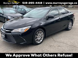 Used 2015 Toyota Camry SE for sale in Guelph, ON