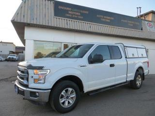 Used 2015 Ford F-150 XLT, 4X4 SUPERCAB, 6 PASSENGERS for sale in Mississauga, ON