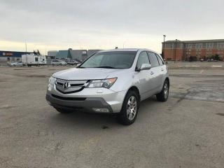 Used 2008 Acura MDX SH AWD for sale in Calgary, AB