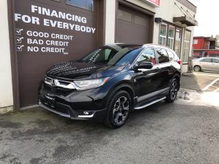 Used 2017 Honda CR-V Touring for sale in Abbotsford, BC