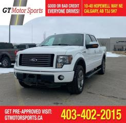 Used 2012 Ford F-150 FX4 for sale in Calgary, AB