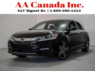 Used 2016 Honda Accord Sport |SUNROOF| for sale in Toronto, ON