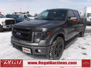 Used 2013 Ford F-150 FX4 SUPERCREW LWB 4WD 3.5L for sale in Calgary, AB