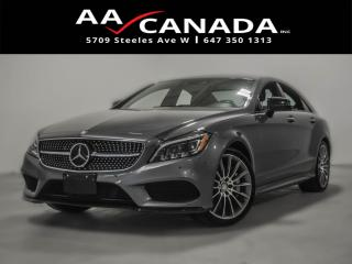 2017 Mercedes-Benz CLS-Class CLS 550 AMG PACKAGE