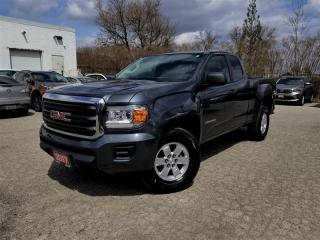 Used 2017 GMC Canyon for sale in London, ON