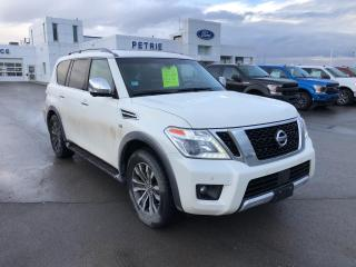 Used 2017 Nissan Armada SL - DUAL HEAD-REST LCDs ! for sale in Kingston, ON