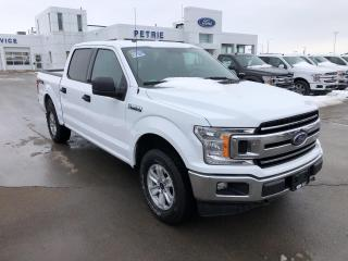 Used 2018 Ford F-150 XLT - 4x4, TOW PKG, ECOBOOST,  LOW KMs for sale in Kingston, ON