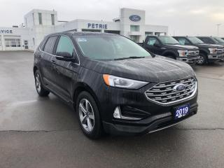 Used 2019 Ford Edge SEL - AWD, NAV, SEAT HEAT, LANE KEEPING...more! for sale in Kingston, ON
