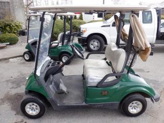 Used 2011 Yamaha GOLF CAR Gas Power for sale in Burnaby, BC