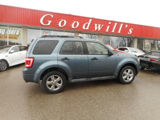 Used 2011 Ford Escape XLT! HEATED LEATHER! SUNROOF! for sale in Aylmer, ON