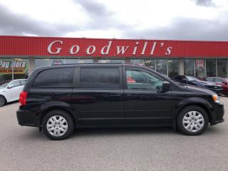 Used 2015 Dodge Grand Caravan SXT! BLUETOOTH! REMOTE START! for sale in Aylmer, ON