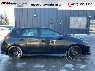 Used 2018 Toyota Corolla iM CVT  - Heated Seats -  Bluetooth for sale in Ottawa, ON