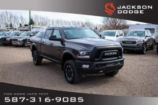 Used 2017 RAM 2500 Power Wagon - Rear View Camera, NAV, Heated Seats for sale in Medicine Hat, AB