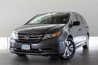 Used 2016 Honda Odyssey SE -LOW KMS, SE MODEL, EIGHT-PASSENGER SEATING, REVERSE CAMERA! for sale in Langley City, BC