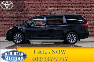 Used 2019 Toyota Sienna AWD XLE Leather Roof Nav BCam for sale in Red Deer, AB