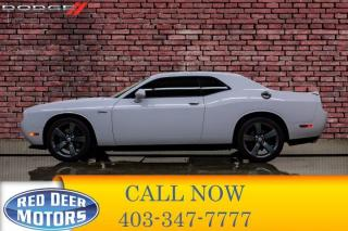 Used 2014 Dodge Challenger Rallye Redline Leather Roof for sale in Red Deer, AB