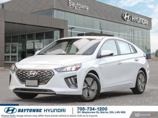 New 2020 Hyundai Ioniq Hybrid Preferred for sale in Barrie, ON