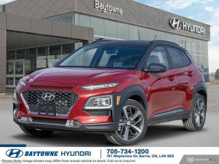 New 2020 Hyundai KONA 1.6T AWD Trend Two-Tone for sale in Barrie, ON