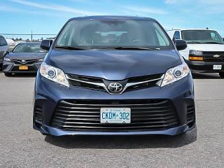 Used 2020 Toyota Sienna LE 8 SEAT, POWER SLIDING SIDE DRS for sale in Ottawa, ON