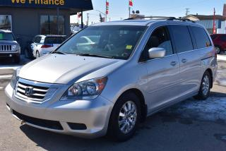 Used 2010 Honda Odyssey EX-L Leather, Power Sunroof, Loaded for sale in Saskatoon, SK
