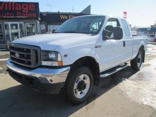 Used 2003 Ford F-250 XL Super Duty, New Tires, Great Shape for sale in Saskatoon, SK
