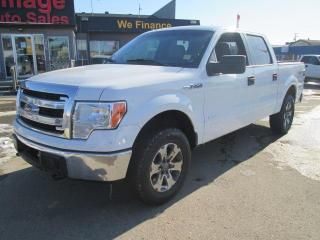 Used 2013 Ford F-150 XLT Super Crew, V6, 4x4 for sale in Saskatoon, SK