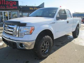 Used 2012 Ford F-150 XLT 4x4, Automatic, V6 Power! for sale in Saskatoon, SK