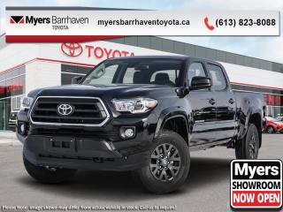 New 2020 Toyota Tacoma SR5  - Heated Seats - $262 B/W for sale in Ottawa, ON
