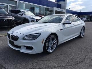 Used 2013 BMW 650i Gran Coupe i xDrive for sale in Scarborough, ON