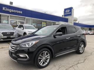 Used 2017 Hyundai Santa Fe Sport 2.0T Limited for sale in Scarborough, ON