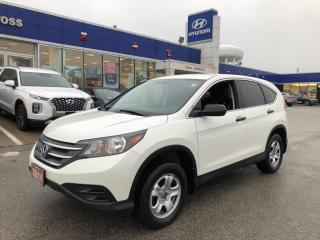 Used 2014 Honda CR-V LX for sale in Scarborough, ON