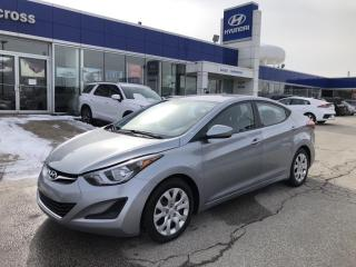 Used 2015 Hyundai Elantra GL for sale in Scarborough, ON
