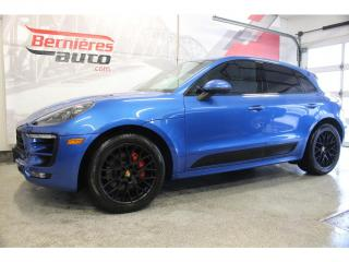 Used 2017 Porsche Macan GTS for sale in Lévis, QC