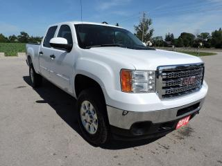 Used 2014 GMC Sierra 2500 SLE 6.0L 4X4  Don't pay for 3 months for sale in Gorrie, ON
