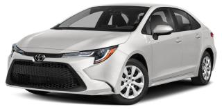 New 2020 Toyota Corolla LE for sale in Ancaster, ON