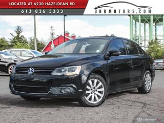 Used 2012 Volkswagen Jetta 2.0 TDI Comfortline ONE OWNER | LOW KMS | HEATED SEATS | POWER OPTIONS for sale in Stittsville, ON