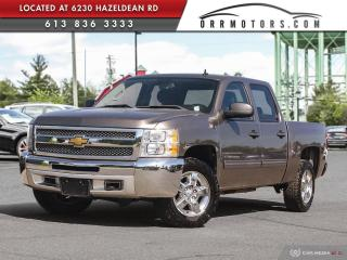 Used 2013 Chevrolet Silverado 1500 Hybrid CREW CAB | HYBRID | CRUISE | POWER OPTIONS for sale in Stittsville, ON