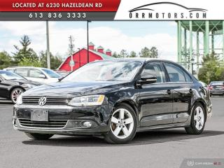 Used 2014 Volkswagen Jetta 2.0 TDI Comfortline ONE OWNER | DIESEL | BLUETOOTH | HEATED SEATS for sale in Stittsville, ON