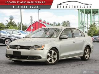 Used 2012 Volkswagen Jetta 2.0 TDI Comfortline LOW KMS | HEATED SEATS | ALLOY WHEELS | POWER OPTIONS for sale in Stittsville, ON