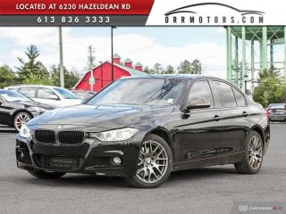 Used 2013 BMW 335i i xDrive AWD | SUNROOF | HEATED LEATHER | BLUETOOTH for sale in Stittsville, ON