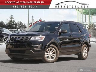 Used 2016 Ford Explorer 4WD | 7 PASSENGER | LOW KMS | BLUETOOTH | POWER OPTIONS for sale in Stittsville, ON