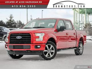 Used 2017 Ford F-150 XLT FX4 | LOW KMS | NAVIGATION | REVERSE CAM | BLUETOOTH for sale in Stittsville, ON