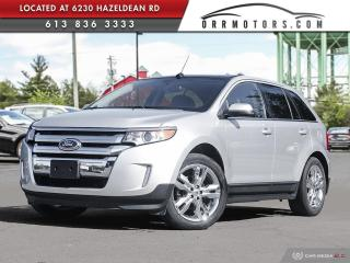 Used 2013 Ford Edge Limited LIMITED | NAVIGATION | REVERSE CAM | SUNROOF for sale in Stittsville, ON