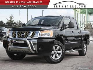 Used 2013 Nissan Titan SV 4X4 | HEATED SEATS | REVERSE CAM | POWER OPTIONS for sale in Stittsville, ON
